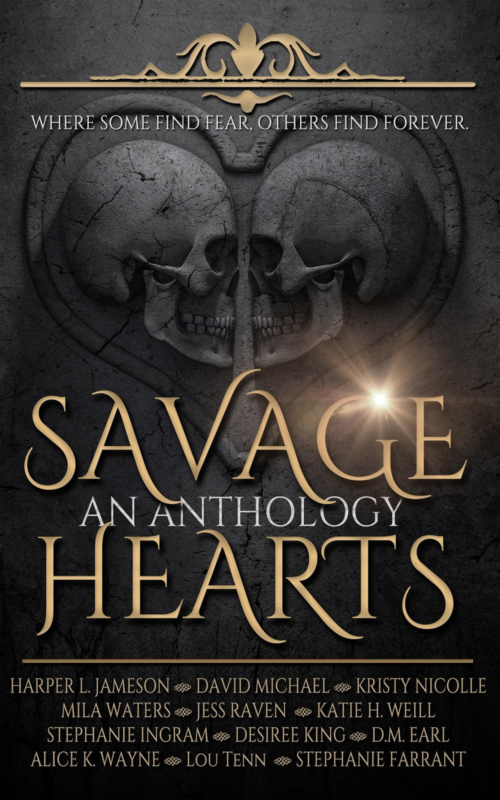 Anthology lager lefse book blog savage hearts a paranormal romance anthology fandeluxe Epub