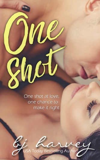 ebook cover_One Shot
