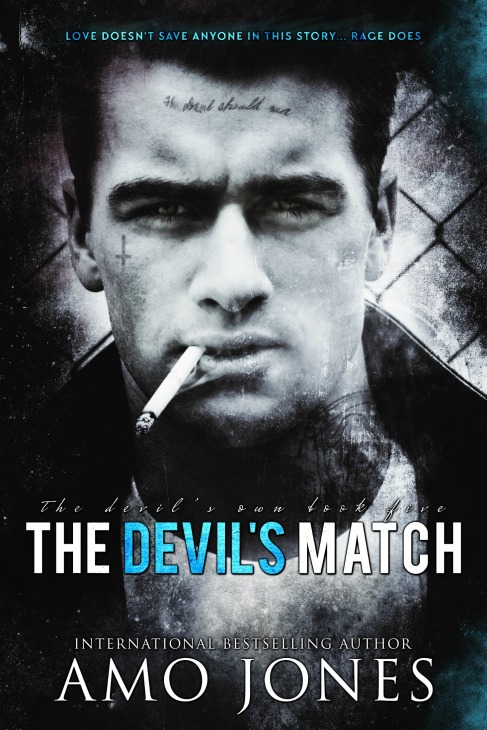 The Devil's Match Ebook Cover